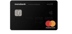 Кредитная карта (Monobank)