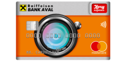 Кредитная карта (Raiffeisen Bank Aval)